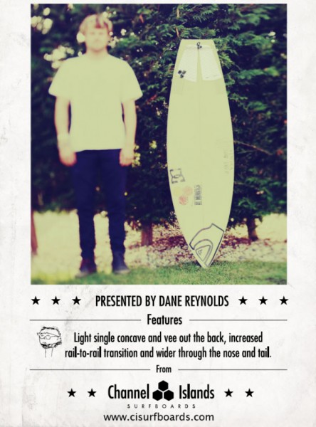 Neck Beard by Dane Reynolds and Al Merrick