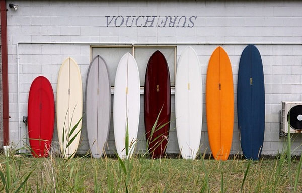 VOUCH/SURF - making some of the hottest mid-lengths in the world right now.