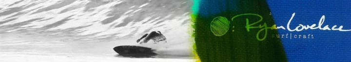 Ryan Lovelace Surfboards Banner