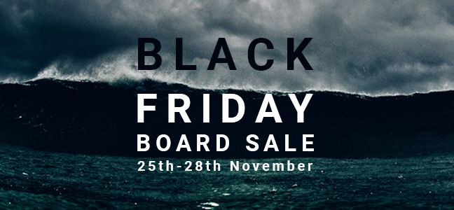 Black Friday board sale