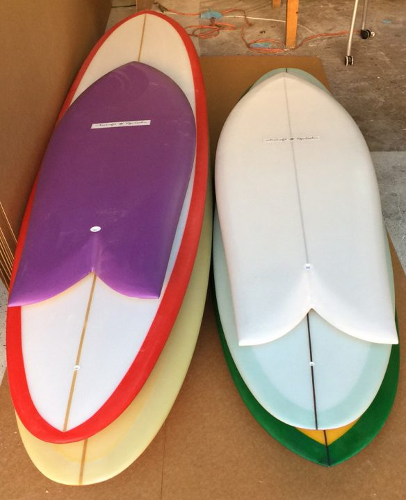 Ryan Lovelace Incut Fish Surfboards