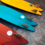 Ryan Lovelace Fish Surfboards