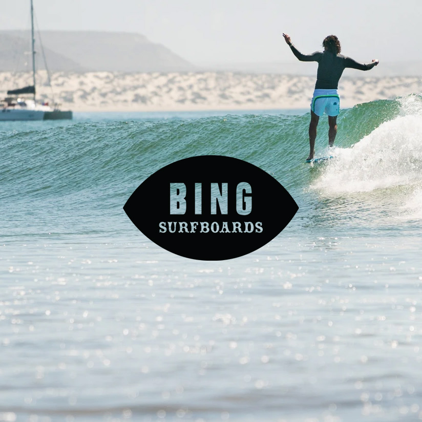 Get a Custom Bing Surfboard for 2021