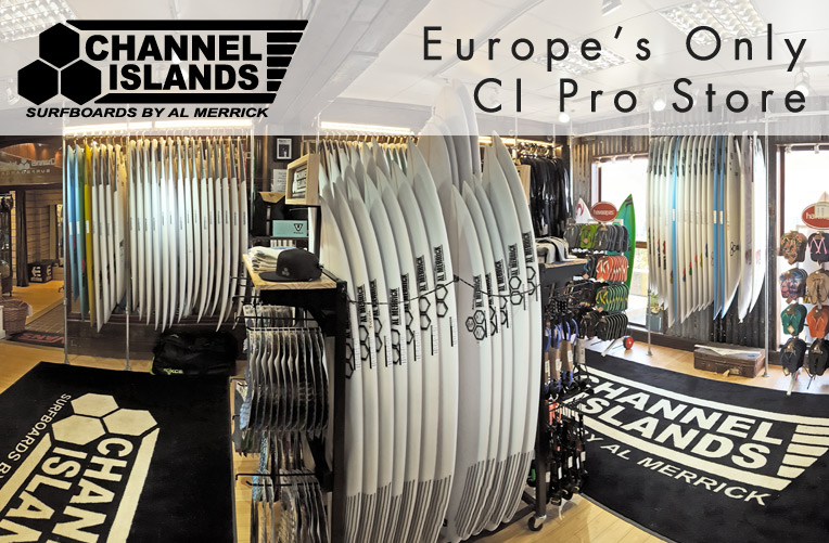 Channel Islands Pro Store