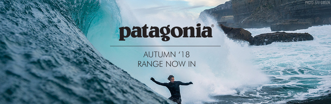 New Patagonia wetsuits and clothing for 2018