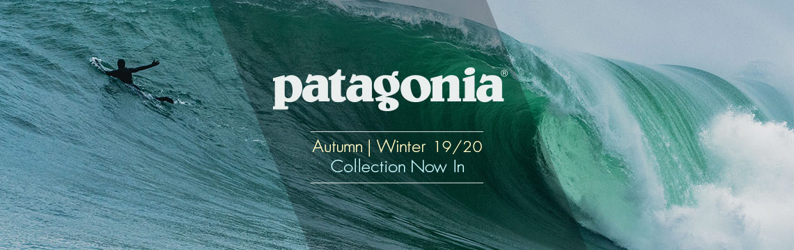 New Patagonia Clothing and accessories in stock