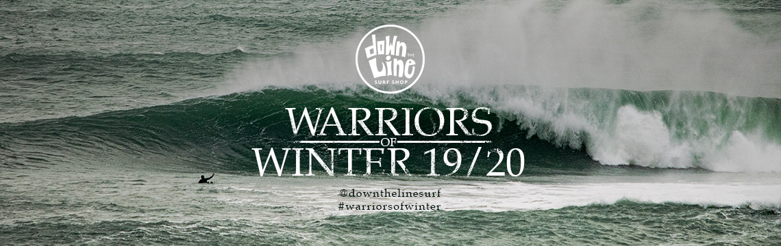 Warriors of Winter Surf Competition