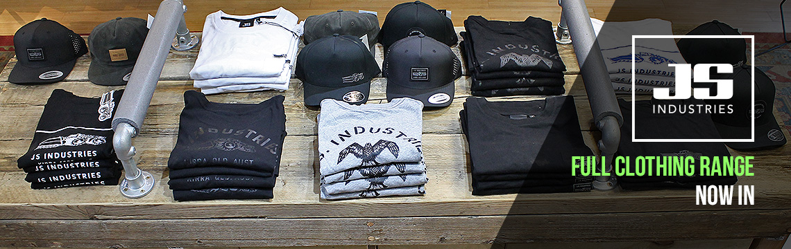 Js t-shirts and caps in stock now