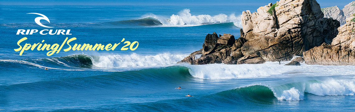 Rip Curl 2020 range now in