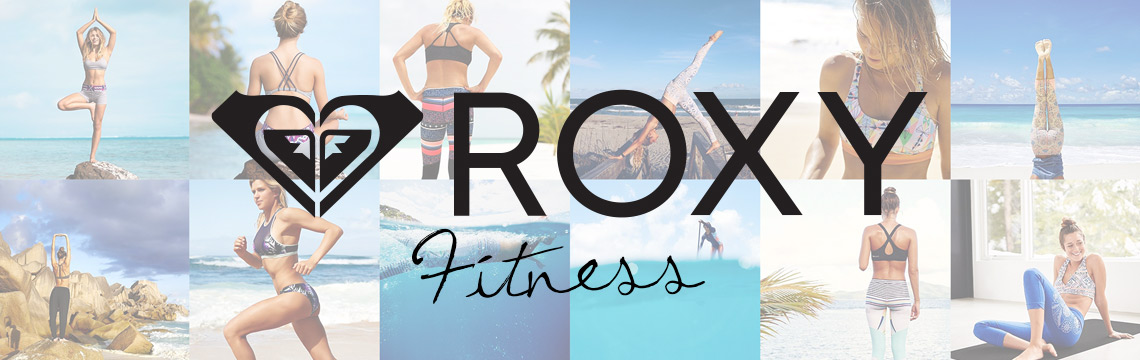 Roxy Fitness ladies clothing 2017
