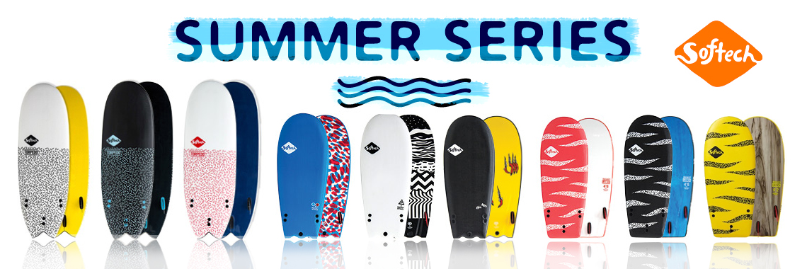 Softech surfboards!