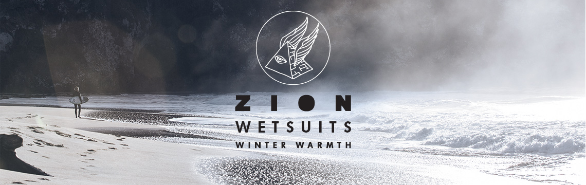 New Zion Wetsuits now in for Winter