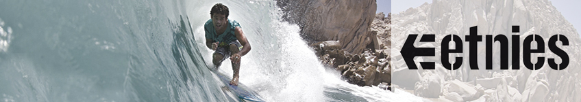 Etnies surf clothing