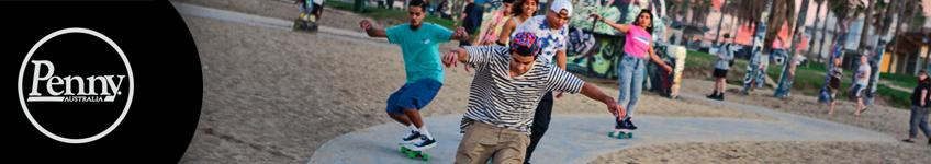 Penny Skateboards banner