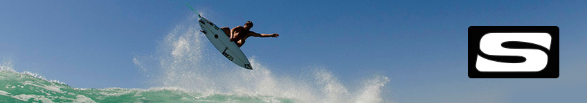 Simon Anderson Surfboards Banner